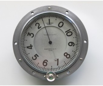 WW1 Admiralty Air Dept Aircraft Altimeter Dated 1915