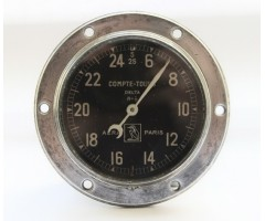 WW1 AERA Paris Aircraft Tachometer
