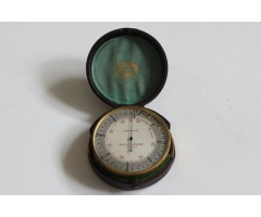 WW1 Negretti & Zambra Aviation Altimeter 1914