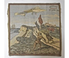 Louis Bleriot Commemorative Tapestry