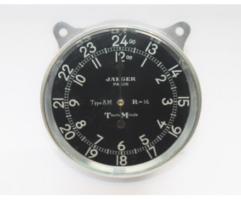 WW1 Jaeger Type AM French Aircraft Tachometer