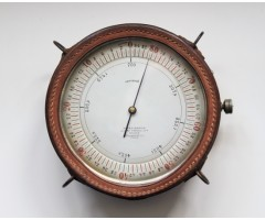 Early WW1 French Aircraft Altimeter