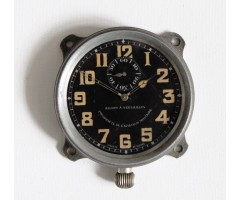 WW1 French Voisin 8 Night Bomber Aircraft Clock