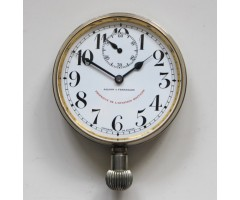 WW1 French Aircraft Pilots Clock Aviation Militaire