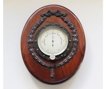 WW1 British Aircraft Altimeter Display Piece