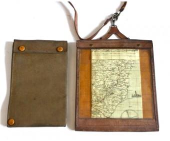 WW1 Zeppelin Raider Original Pilot Maps