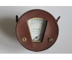 WW1 Observation Balloon Statoscope Altimeter
