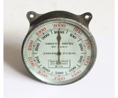 Early WW1 Jaeger AM Aircraft Tachometer