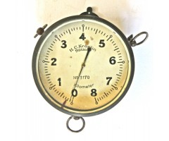 WW1 German Aircraft Altimeter With Provenance