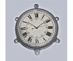 Early Longines Aircraft Cockpit Clock