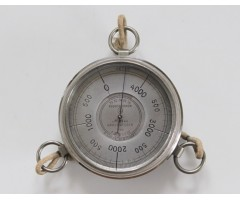 WW1 German Aircraft Altimeter G. Lufft, Stuttgart