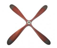 WW1 Miniature Four Blade Apprentice Piece Propeller