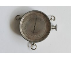 Early German Aircraft Altimeter