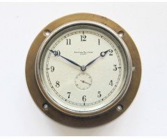 Early WW1 French Aircraft Clock Aviation Militaire