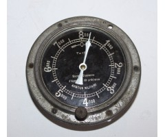 WW1 French Aircraft Altimeter Société Clusienne