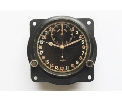 Smiths (Jaeger) Time Of Trip Aircraft Cockpit Clock