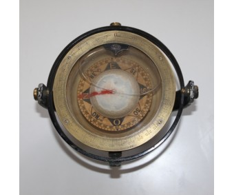 WW1 French Aircraft Compass Vion Paris